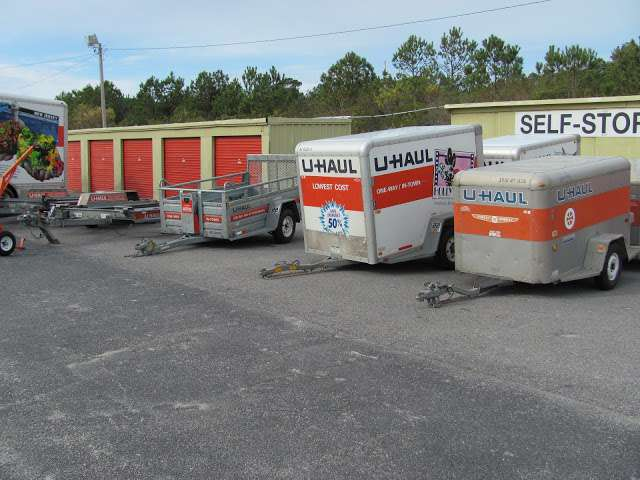 U Haul Moving Storage Of Myrtle Beach At 5604 South Kings Highway